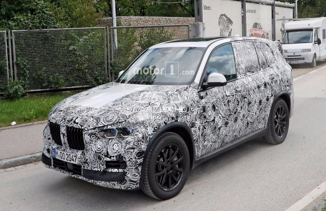 Next Generation    BMW       X5    To Launch in    2018