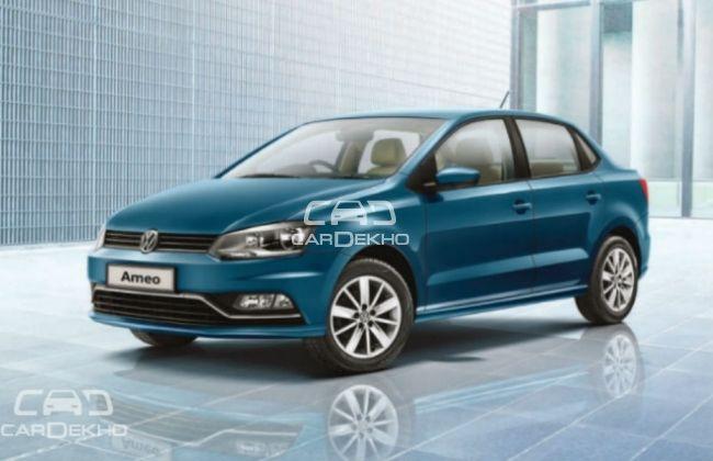 Volkswagen Ameo Variants Explained Cardekho Com