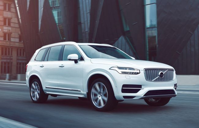 Volvo XC90- It's not just a car, it's an EXPERIENCE