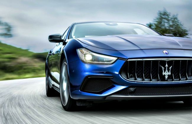 2018 Maserati Ghibli Launched In India