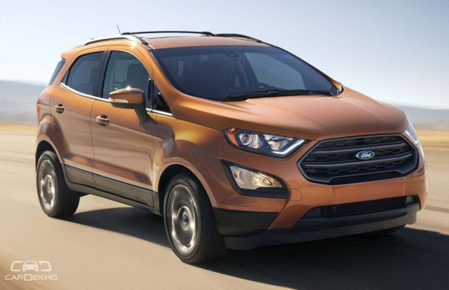 Image Result For Ford Ecosport Kolkata Price
