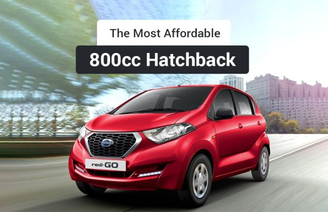 Datsun redi-GO: The Most Affordable, Value For Money Hatchback You Can Buy In India