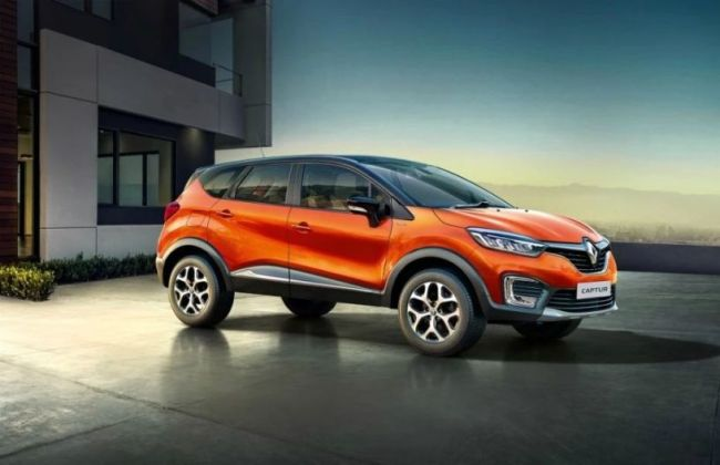 Renault Captur Offers: Benefits Up To Rs 2 Lakh On Limited Stock Now Available