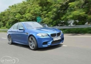 BMW M5 Expert Review