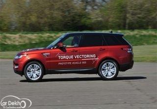 Range Rover Sport First Drive