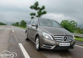Mercedes-Benz B-Class Diesel Expert Review