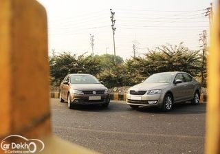 Two swords that rule the roost- New Skoda Octavia Vs Volkswagen Jetta
