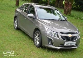 2014 Chevrolet Cruze: Expert Review