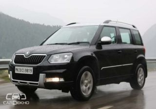 New Skoda Yeti: Expert Review
