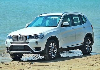 New BMW X3 facelift Expert Review