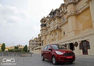 Ford Aspire: First Drive Expert Review