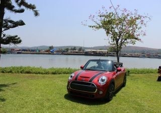 Quick Spin : Mini Cooper S Convertible First Drive Review