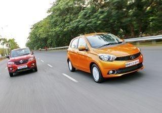 Tata Tiago vs Renault Kwid | Petrol Comparison Review