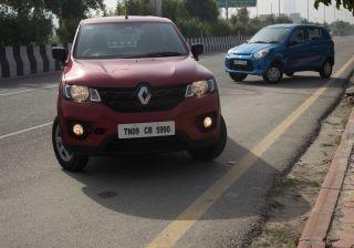 Maruti Suzuki Alto 800 vs Renault Kwid | Comparison Review