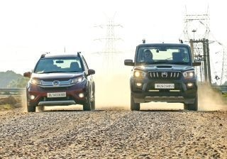 honda-brv-vs-mahindra-scorpio-comparison-review