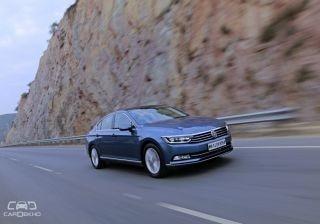 Volkswagen Passat: First Drive Review