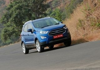 Ford EcoSport Petrol AT:  Review