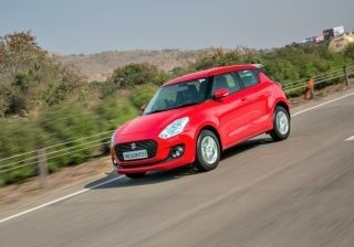 2018 Maruti Suzuki Swift: First Drive Review