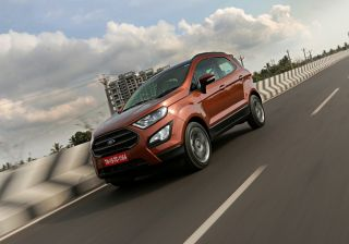 New Ford EcoSport S: First Drive Review