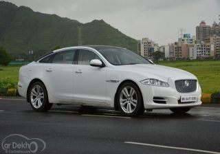 Jaguar XJ L - Royal Treatment