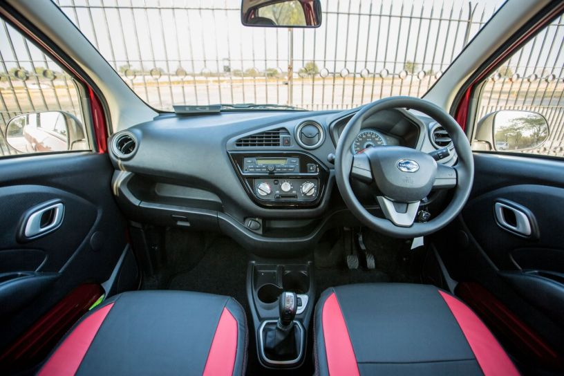Datsun redi-GO AMT