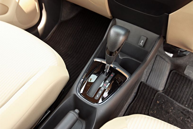 Honda Amaze CVT