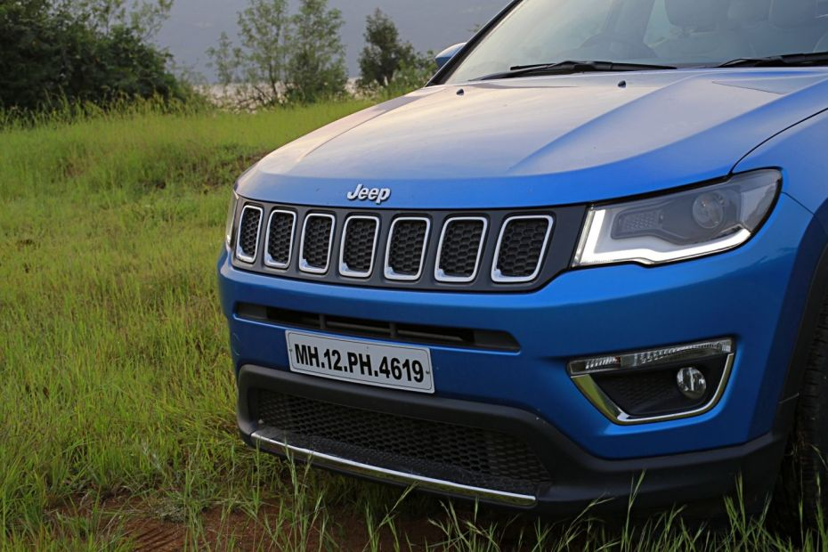 Top 5 Reasons To Buy The Jeep Compass