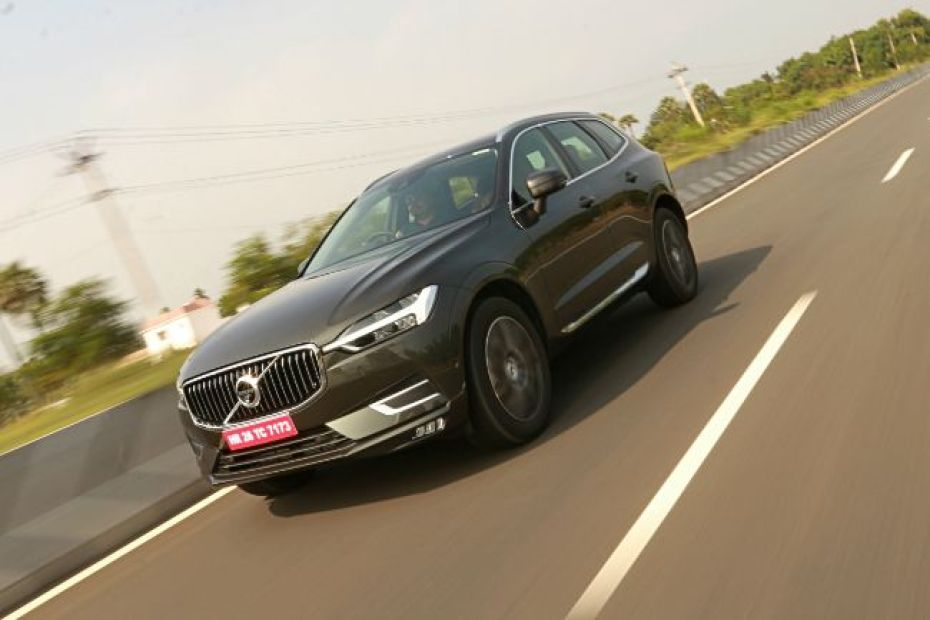 2017 Volvo XC60: First Drive Review
