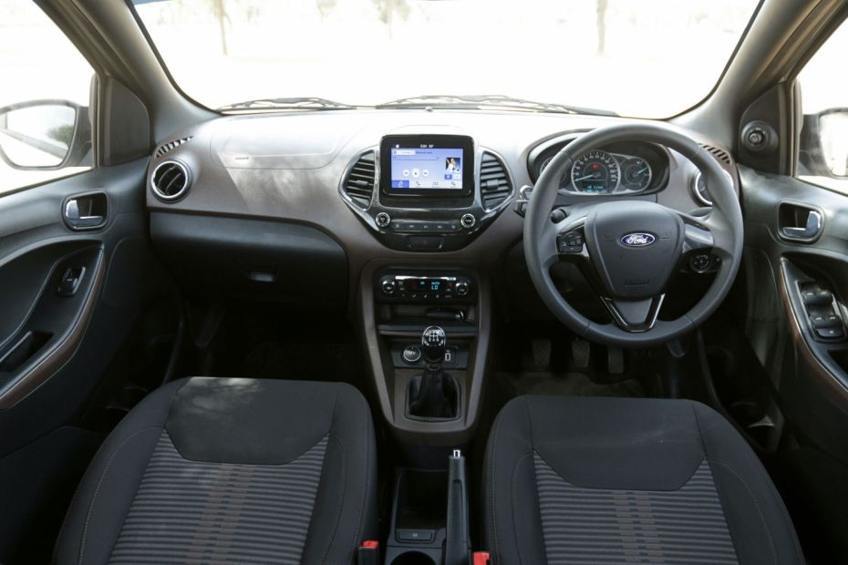 Ford Freestyle Interior