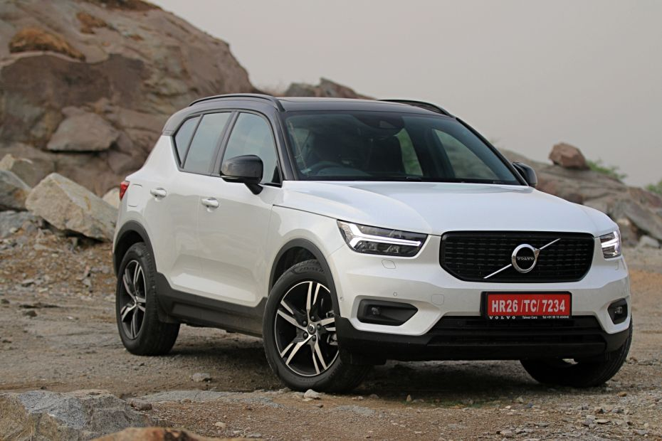 2018 volvo xc40 first drive review. Black Bedroom Furniture Sets. Home Design Ideas