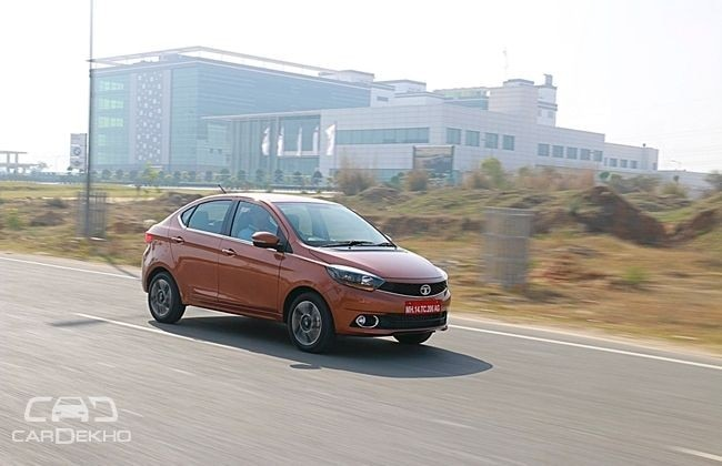 Tata Tigor expected price to start from INR 4.5 lakhs in India