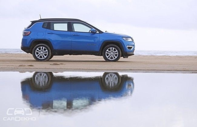 Pre-bookings open for Jeep Compass SUV