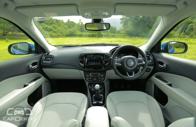 Jeep Compass Pictures See Interior Exterior Jeep Compass Photos