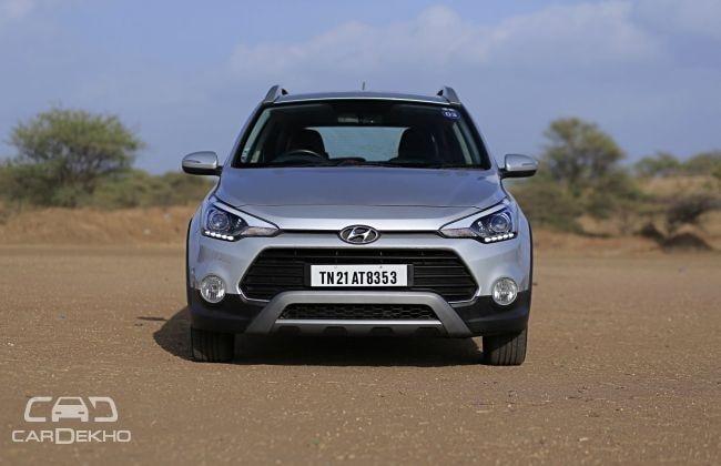 Hyundai I20 Active Expert Review Cardekho Com