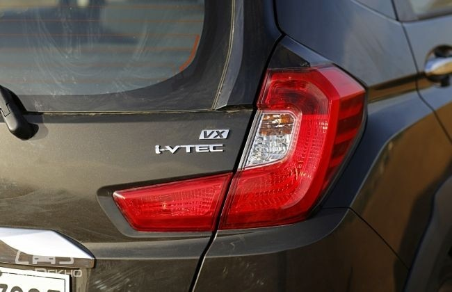 Honda WR-V VX