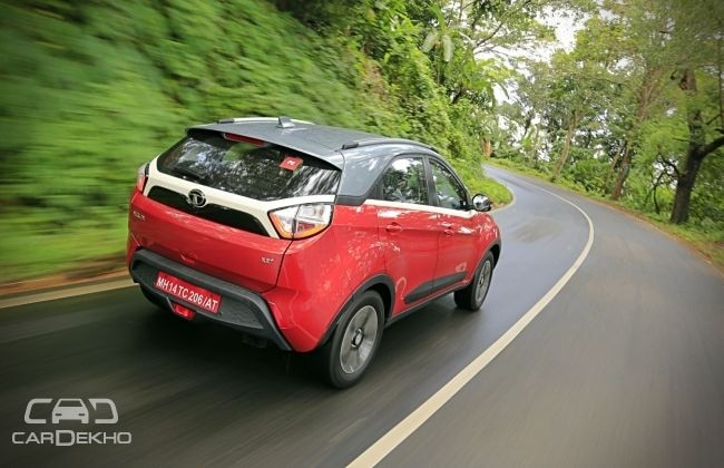Tata Nexon Brochure Revealed; Variants Detailed
