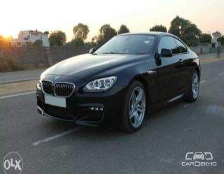 2013 BMW 6 Series 2011-2014 640d Coupe