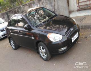 2007 Hyundai Verna XXi ABS (Petrol)