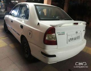 2001 Hyundai Accent GLS
