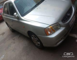 2003 Hyundai Accent GLS 1.6 ABS