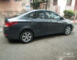 2013 Hyundai Verna 1.6 CRDi EX MT