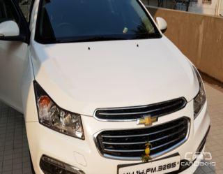 2016 Chevrolet Cruze LTZ