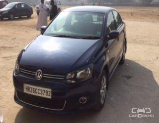 2013 Volkswagen Vento Petrol Highline
