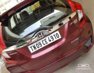2016 Honda Jazz 1.2 VX i VTEC