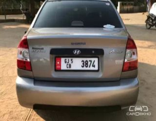 2003 Hyundai Accent GLX