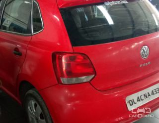 2010 Volkswagen Polo Petrol Trendline 1.2L
