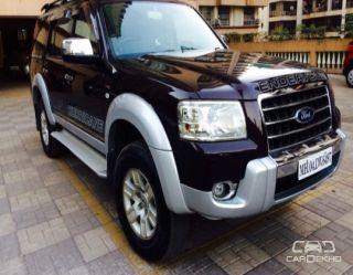 2009 Ford Endeavour 2.5L 4X2 MT
