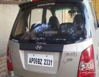2010 Hyundai Santro Xing GL PLUS CNG