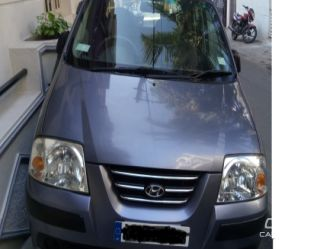 2009 Hyundai Santro Xing GL Plus LPG Special Edition