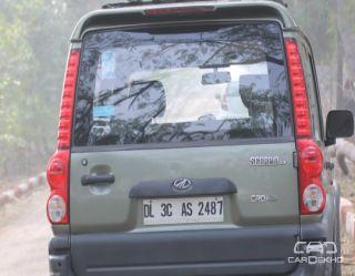 2008 Mahindra Scorpio S6 Plus 7 Seater